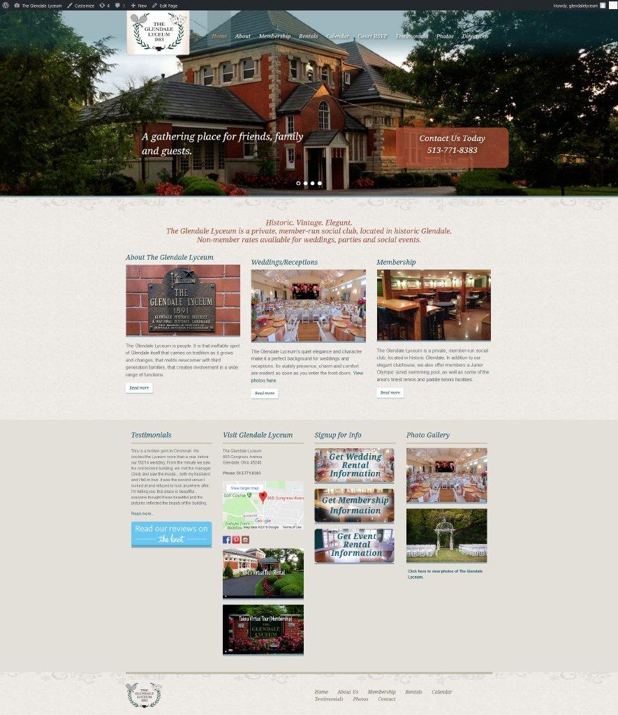 RA Web Design – Full-service web site design company